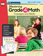 Mastering Grade 4 Math: Concepts & Skills (eBook)