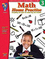 Math Home Practise Grade 3 (Enhancec eBook)