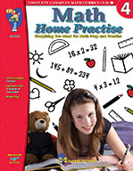 Math Home Practise Grade 4 (eBook)