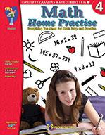 Math Home Practise Grade 4 (eBook)