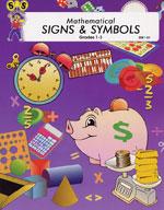 Math Signs and Symbols