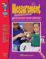 Measurement - Beginning Math Series Canadian Edition