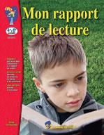Mon Rqpport De Lecture