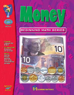 Money Beginning Math Series Gr. 1-3 (Enhanced eBook)