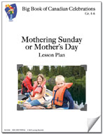 Mothering Sunday or Mother's Day Lesson Plan