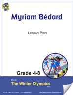 Myriam B'Äö√†√'¬¨¬©dard Gr. 4-8 Lesson Plan