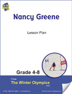 Nancy Greene Gr. 4-8 Lesson Plan