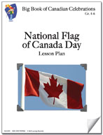 National Flag of Canada Day Lesson Plan