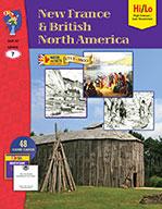 New France & British North America 1713-1800 Gr. 7 (Enhanced eBook)