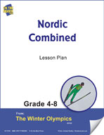 Nordic Combined Gr. 4-8 Lesson Plan