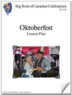 Oktoberfest Lesson Plan