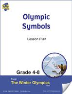 Olympic Symbols Gr. 4-8 Lesson Plan