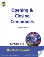 Opening and Closing Ceremonies Gr. 4-8 Lesson Plan