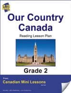 Our Country Canada Reading Lesson Gr. 2
