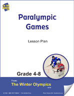 Paralympic Games Gr. 4-8 Lesson Plan