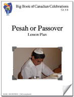 Pesah or Passover Lesson Plan