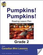 Pumpkins! Pumpkins! Reading Lesson Gr. 2