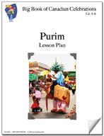 Purim Lesson Plan