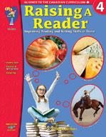 Raising A Reader: Grade 4 (Enhanced eBook)