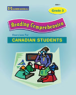 Reading Comprehension Exercises for Canadian Students Grade 3