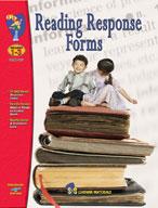 Reading Response Forms (Grades 1-3)