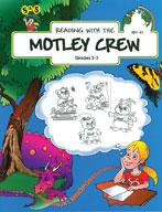 Reading with Motley Crew