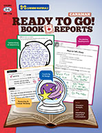 Ready to Go! Book Reports Grades 5-6 - Canadian (eBook)