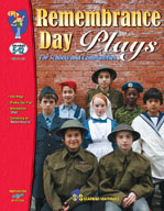 Remembrance Day Plays (Grades 5-12) [Enhanced eBook]