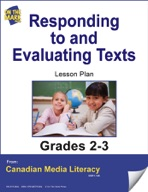 Responding to and Evaluating Texts Lesson Plan Gr. 2-3