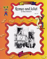 Romeo And Juliet: Novel Study Guide