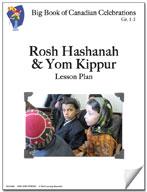 Rosh Hashanah and Yom Kippur Lesson Plan