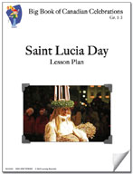 Saint Lucia Day Lesson Plan