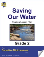 Saving Our Water Reading Lesson Gr. 2