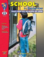 School in September