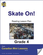 Skate On! Reading Lesson Gr. 4