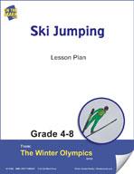 Ski Jumping Gr. 4-8 Lesson Plan