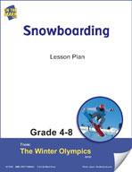 Snowboarding Gr. 4-8 Lesson Plan