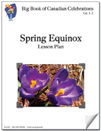 Spring Equinox Lesson Plan
