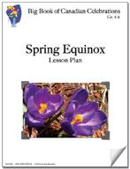 Spring Equinox Lesson Plan