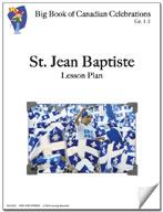 St. Jean Baptiste Lesson Plan