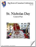 St. Nicholas Day Lesson Plan