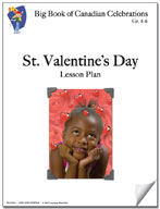 St. Valentine's Day Lesson Plan