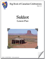 Sukkot Lesson Plan