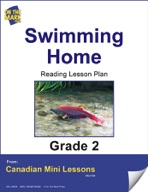 Swimming Home Reading Lesson Gr. 2