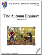 The Autumn Equinox Lesson Plan