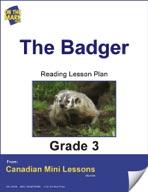 The Badger Reading Lesson Gr. 3