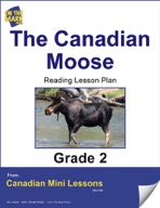 The Canadian Moose Reading Lesson Gr. 2
