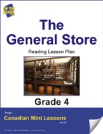 The General Store Reading Lesson Gr. 4