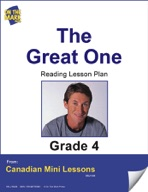 The Great One Reading Lesson Gr. 4