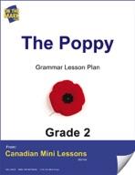 The Poppy Grammar Lesson Gr. 2